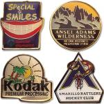 Photo Etched Badges, Lapel Badges