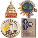 Embossed Lapel Badge, Lapel Badges, Badges